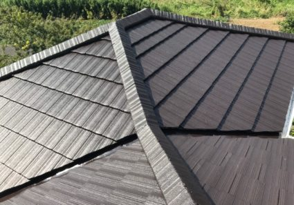栃木市 S様邸 屋根塗装工事