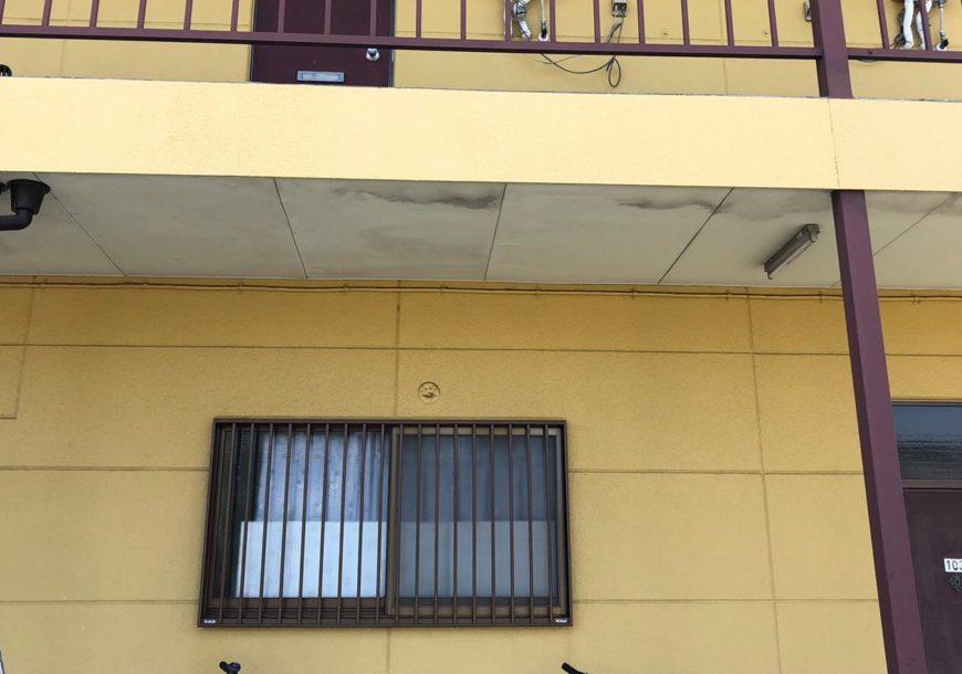 宇都宮市 コーポS 外壁補修工事